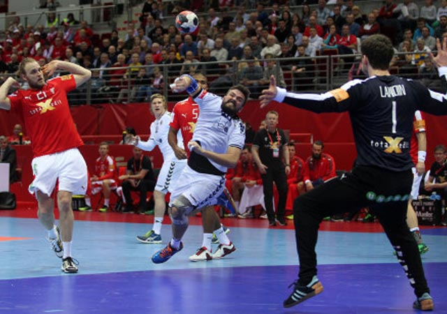 Евро 2016: Россия уступила Дании