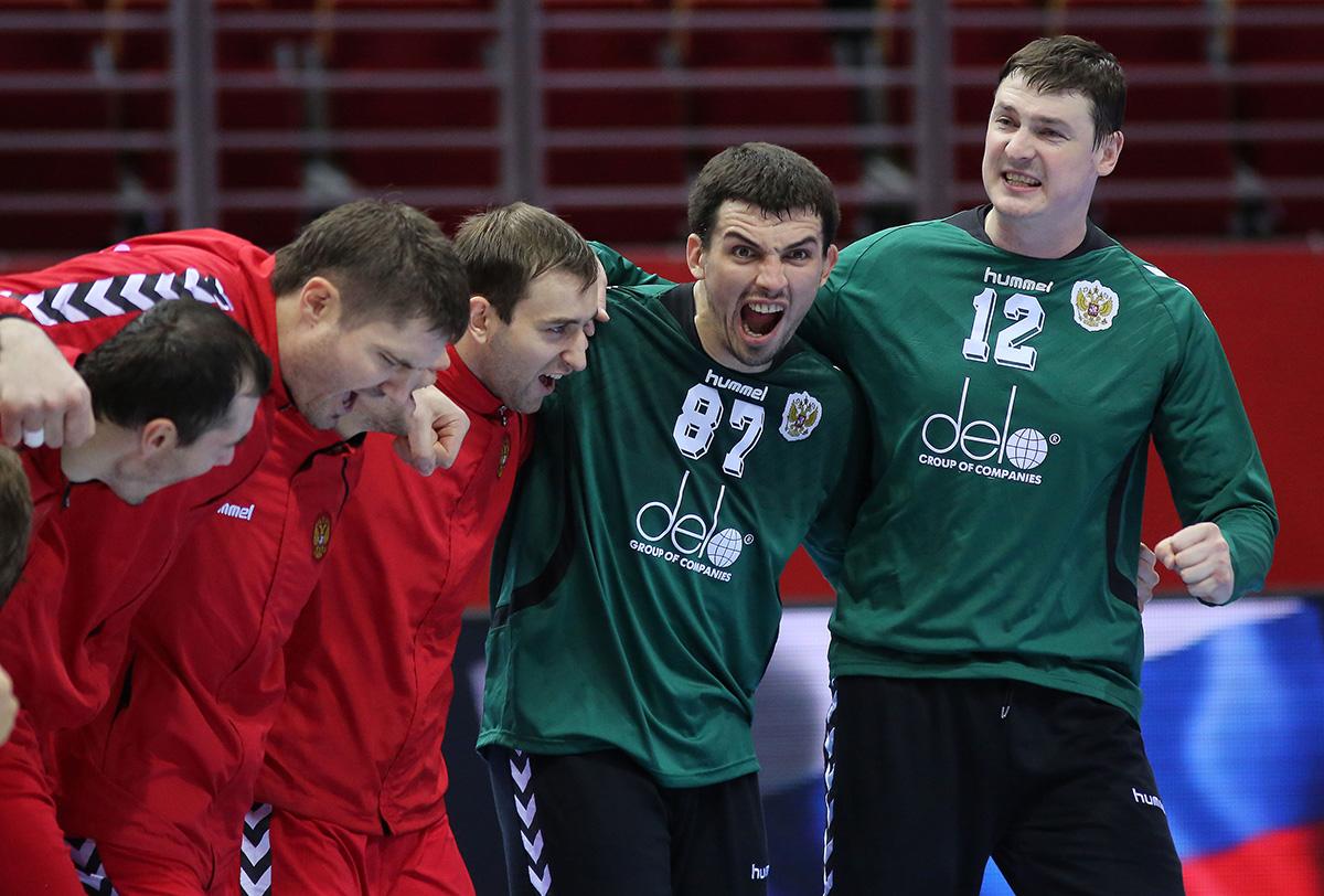 Россия, этап, Евро-2016, сборная России по гандболу, гандбол, чемпионат Европы, Европа