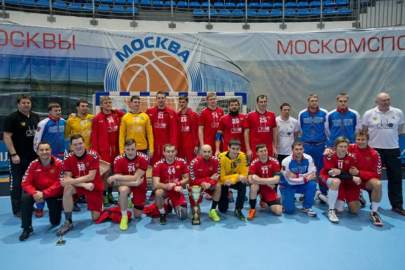 Россия заняла первое место в Рождественском турнире