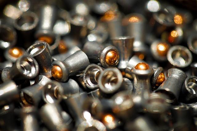 Какие бывают пули для пневматики