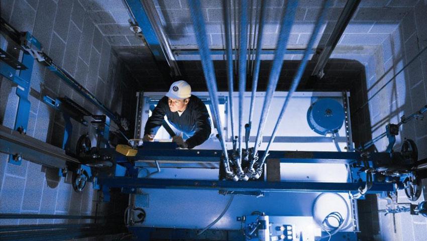 Ежегодное техническое обслуживание лифтового оборудования