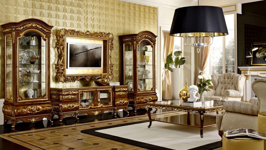 Элитная итальянская мебель: особенности