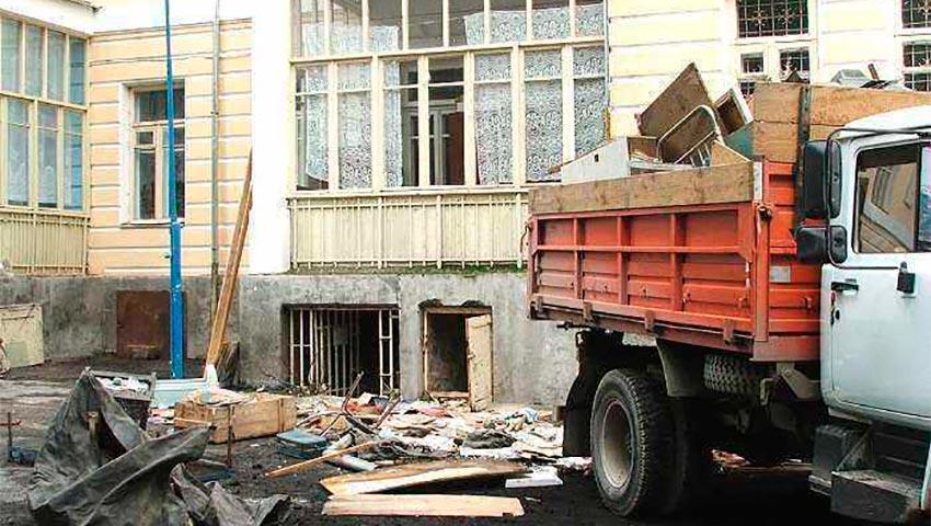 Вывоз строительного мусора в Балашихе подорожает на 12%