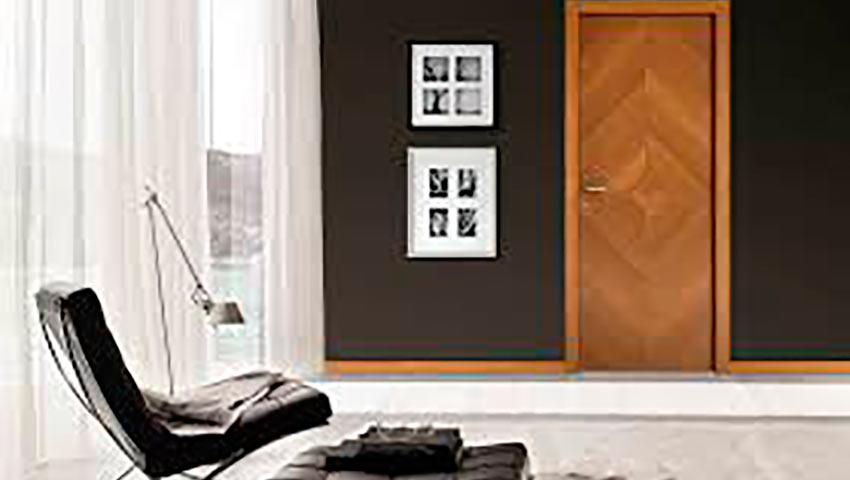 Выбрать межкомнатные двери из шпона